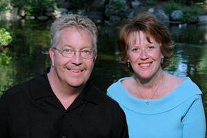 Randy and Cathy Ford, Founders of New Heart Dimensions